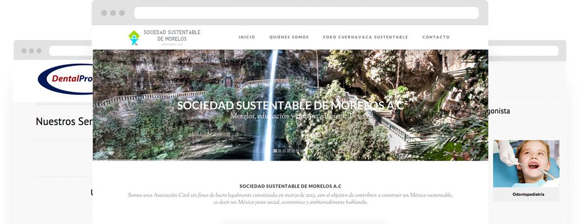 Diseño de Páginas Web Cuernavaca