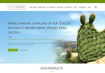 Nopal Export