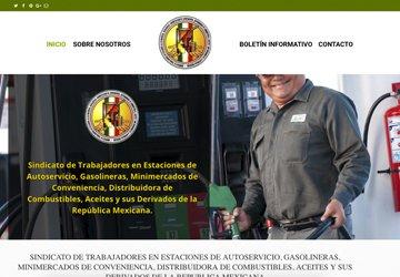 Sindicato Nacional de Gasolineros...