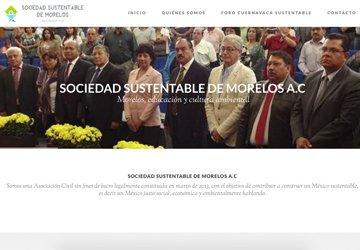 Sociedad Sustentable de Morelos
