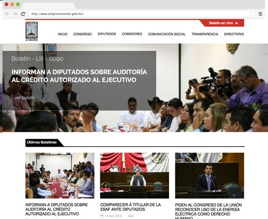 Diseño web en Cuernavaca