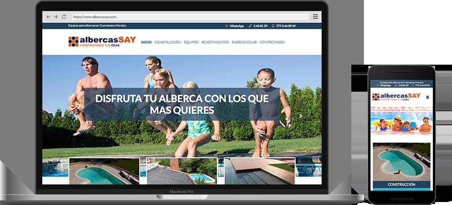 Diseño de páginas web en Morelos