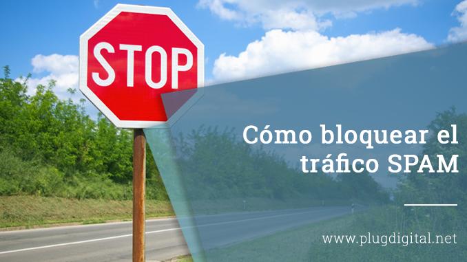 ¿Cómo bloquear el tráfico SPAM de hulfingtonpost.com?