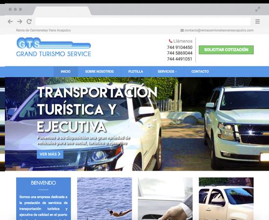 Diseños de Sitios web en cuernavaca